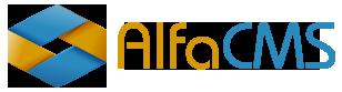 alfacms logo
